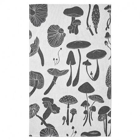 Mushroom Viskestykke Sort