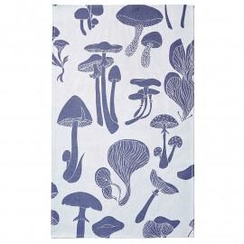 Mushroom Viskestykke Blå