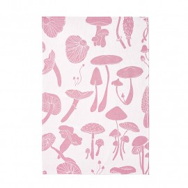 Mushroom Viskestykke Pink